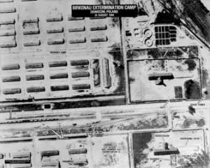 Aerial Photographs of Auschwitz taken by Allied Air Forces during World War II