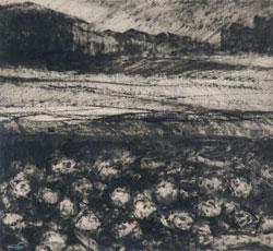 The Mass Grave, 1963 Itzhak Belfer
